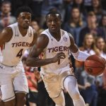 Jared Harper: Lute Olson Award Mid-Season Watch List
