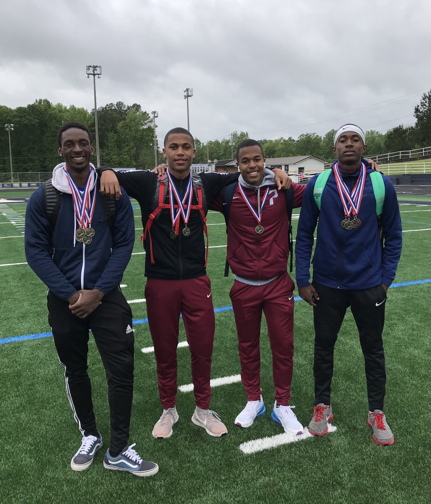 Regional Finals-Pebblebrook Runners Come Out on Top