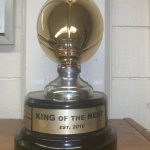 Falcons keep the Battle of the Nest trophy safe