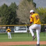 Mountain View High School Varsity Baseball beat Timpview High School 11-6