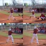 Mountain View High School Varsity Baseball beat Hurricane High School 7-4