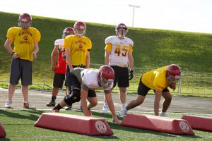 Football Summer Practices