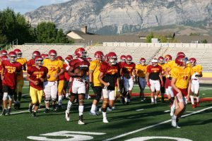 Summer Football Practices pt 2