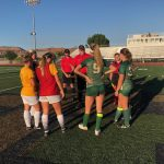 Girls Varsity Soccer ties Snow Canyon 0 – 0