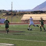 Girls JV Soccer beats Snow Canyon 1 – 0