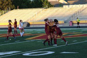 Girls Soccer v. Mountain Ridge