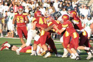 ICYMI: Varsity Football vs. Timpanogos
