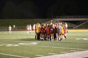 JV & Varsity Girls Soccer Sweep Lehi