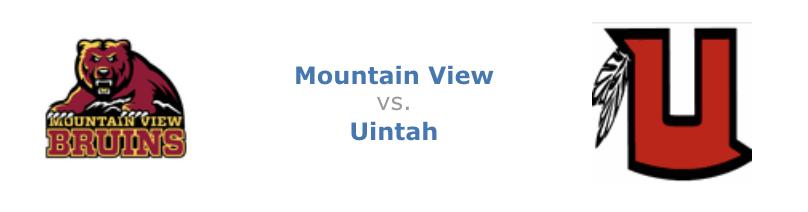 Livestream for Varsity Football vs. Uintah