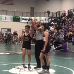 Wrestling wins 3-0 at Battle Against Cancer Duels