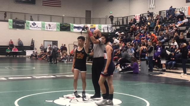 Wrestling wins 3-0 at Battle Against Cancer Duels