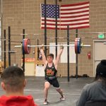 MVHS Student Tanner Harward qualifies for Weightlifting Jr. Nationals