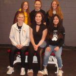 Girl's top lifters post impressive numbers