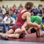 Wrestling Qualifies 14 Wrestlers for State