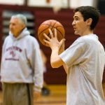 Looking back: Mountain View boys basketball father and son duo