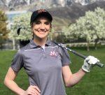 Senior spotlight on Danielle Hess, golf player