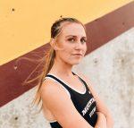 Senior spotlight on Christina Wood, track & field athlete