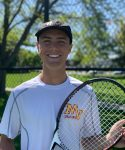 Senior spotlight on Damon Trapnell, tennis player