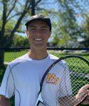 Senior spotlight on Damon Trapnell, tennis player