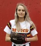 Senior spotlight on Abigail Kretschmer, softball player
