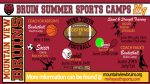 MVHS Summer Sports Camp Information