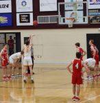 Mountain View Boys Basketball Defeats Mountain Ridge 64-62
