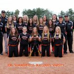 Softball at Seaholm today