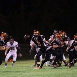 Petersburg-Summerfield High School Varsity Football beat Erie-Mason High School 31-6