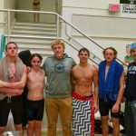 Mona Shores High School/Reeths-Puffer High School Boys Varsity Swimming finishes 5th place