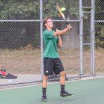 Boys Varsity Tennis Vs. Macatawa