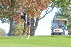 Girls District Golf