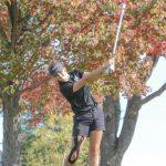 Girls District Golf