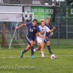 JV Boys Soccer Vs. East Grand Rapids