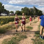 Frontier Academy High School Varsity Cross Country finishes 5th place