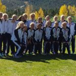 Frontier Academy High School Girls Cross Country Finishes in 1st place