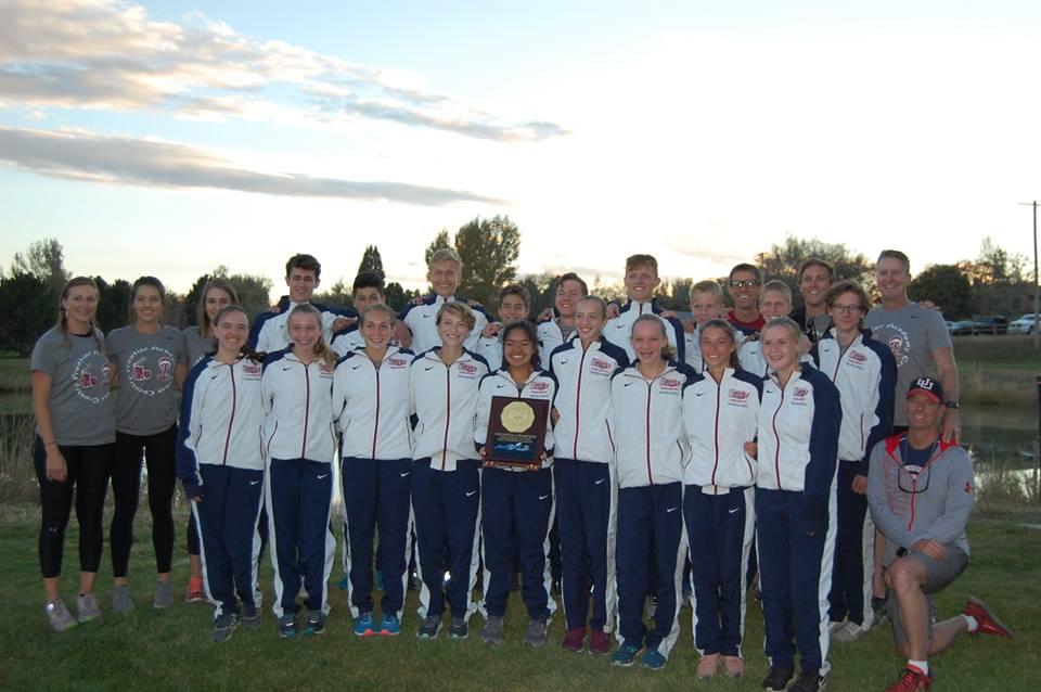 Cross Country Teams Secure Regional Titles