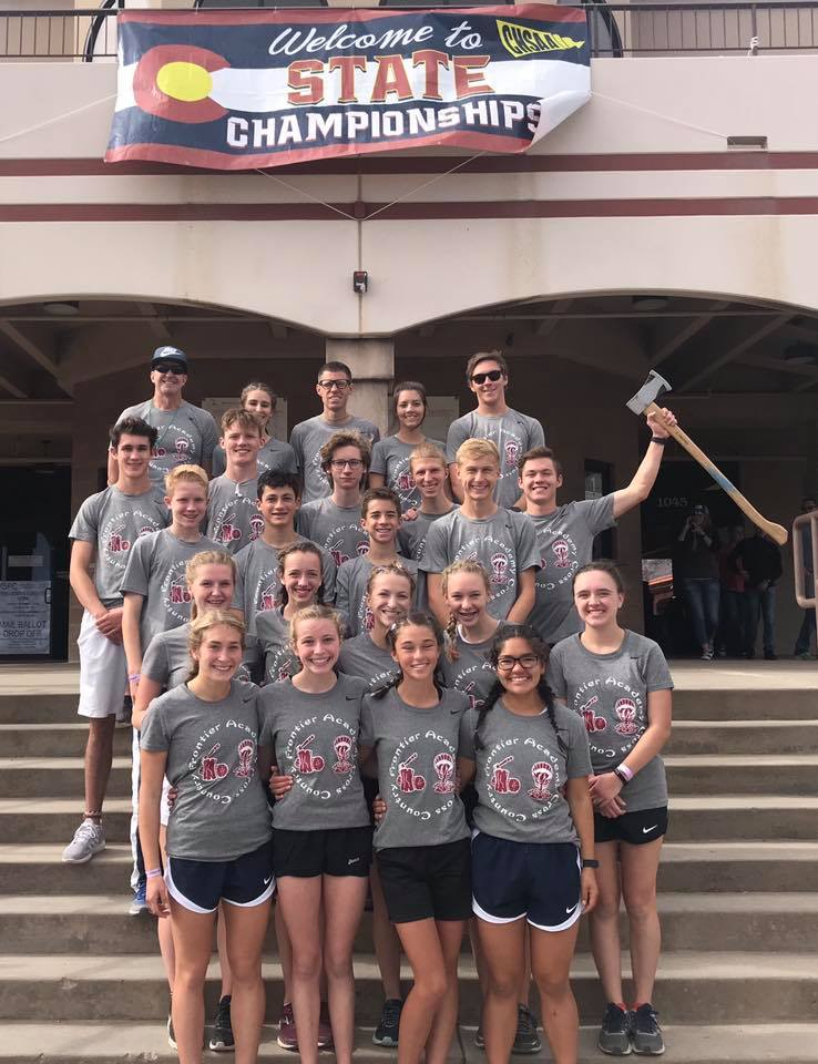 Girls finish 5th and Boys finish 8th at State