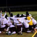 Magnolia West High School Boys Varsity Soccer falls to Goose Creek Memorial High School 2-1
