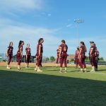 Magnolia West High School Varsity Softball falls to Elgin High School 8-5