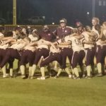 Magnolia West High School Varsity Softball beat Willis High School 6-0