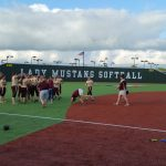 Magnolia West High School Varsity Softball beat Willis High School 2-0