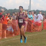 Magnolia West High School Boys Varsity Cross Country finishes 6th place