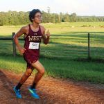 Magnolia West High School Boys Varsity Cross Country finishes 4th place