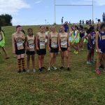 Magnolia Girls 7th Grade Cross Country finishes 9th place