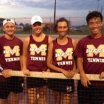 Magnolia West High School Coed Varsity Tennis beat Waller High School 16-3