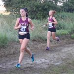 Magnolia West High School Girls Varsity Cross Country finishes 7th place