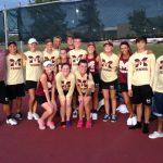 Magnolia West High School Coed Varsity Tennis beat Huntsville High School 19-0