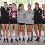 Magnolia West High School Girls Varsity Cross Country finishes 2nd place