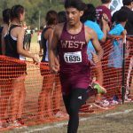 Magnolia West High School Boys Varsity Cross Country finishes 5th place