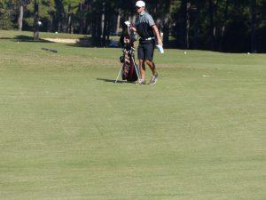 Boys golf at Highmeadow ranch